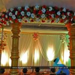 Wedding Reception Decoration at Hotel Ungal Vasanta Bhavan, ECR, Pondicherry
