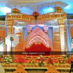 Reception and Wedding Decoration @ R. Samikannu Thannamal Thirumana Mahal, Pondicherry