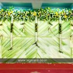 60th Wedding Anniversary (Sashtiapthapoorthi) Decoration at Thirukadaiyur