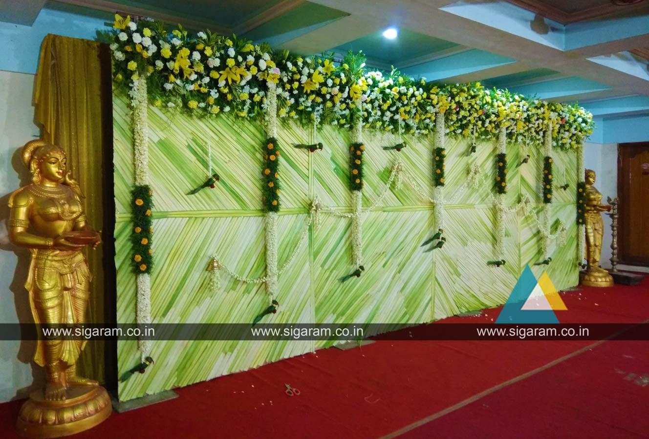 60th wedding anniversary sashtiapthapoorthi decoration at 60th wedding decoration thirukadaiyur 8 junglespirit Image collections