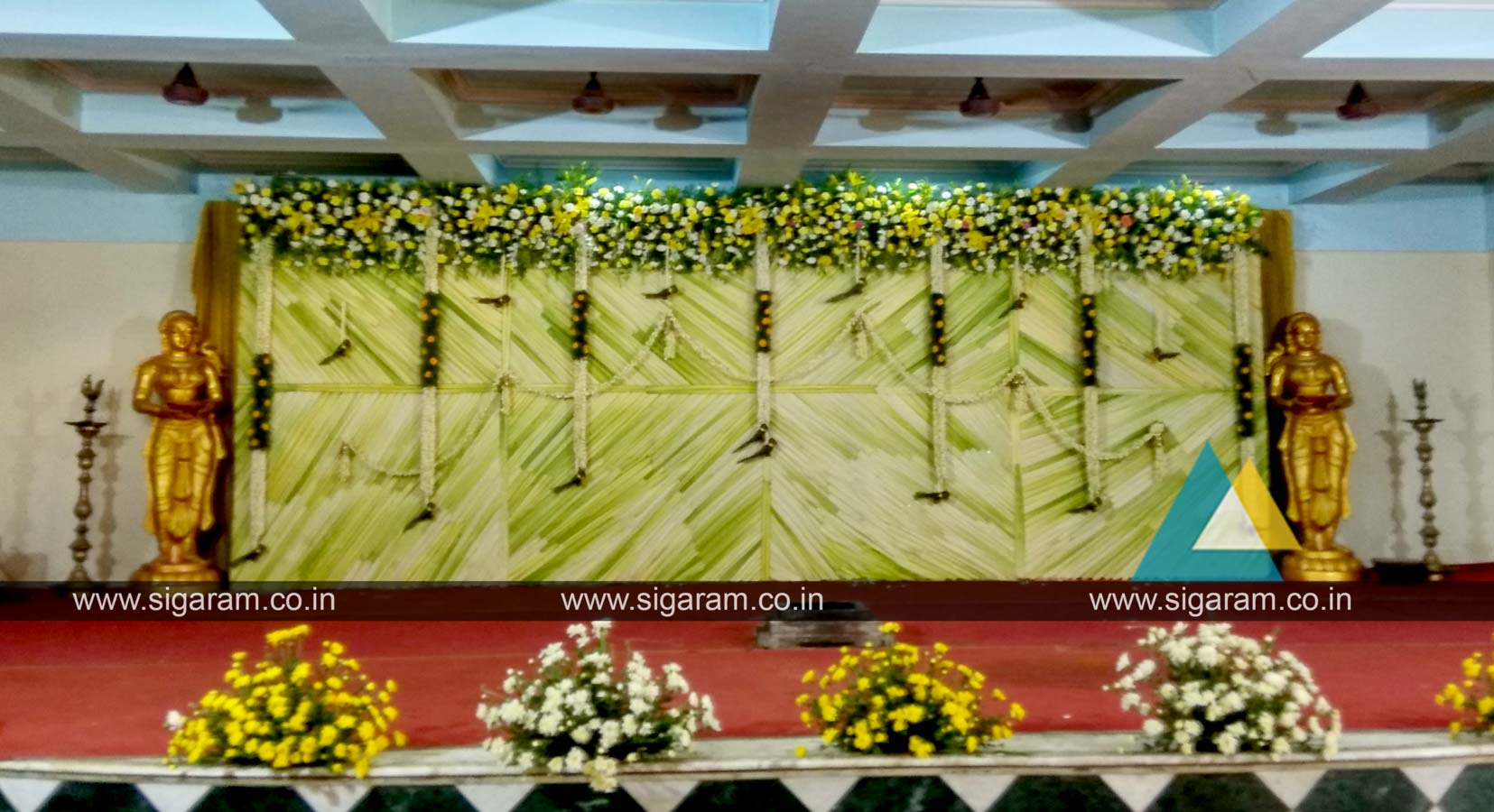 60th wedding anniversary sashtiapthapoorthi decoration at thirukadaiyur sigaram wedding decorators. Black Bedroom Furniture Sets. Home Design Ideas