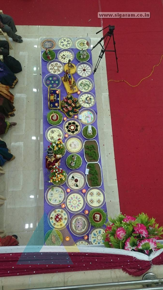 Aarathi Plate Decoration from Enagement, Wedding and Reception at ...