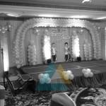 Balloons filled Birthday Decoration @ Accord Hotel, Pondicherry