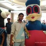 Cartoon Character for Birthday Decoration @ Accord Hotel, Pondicherry