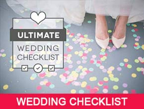 Wedding Checklist Preparation