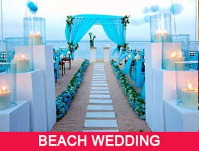Beach Wedding Decorators in Pondicherry, Chennai