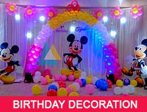 Themed Birthday Party Decorators in Pondicherry