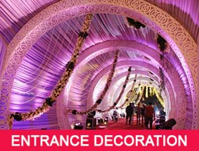 Entrance Arch and Pathway decorators in Pondicherry, Chennai