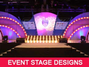 Event Stage Designs and Decorators in Pondicherry, Chennai, Coimbatore and all over Tamilnadu