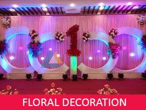 Wedding Decorators in Puducherry