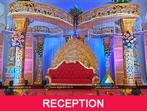 Reception Decorators in Pondicherry - Stage Decorators