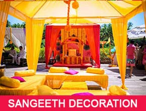 Sangeet Decorators in Pondicherry