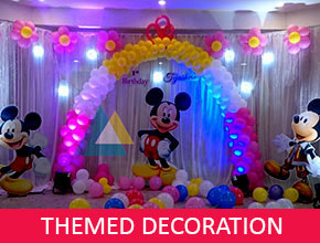 Birthday party balloon decorators birthday cakes for Balloon decoration in chennai
