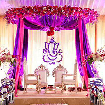 Marriage ceremony Decorations