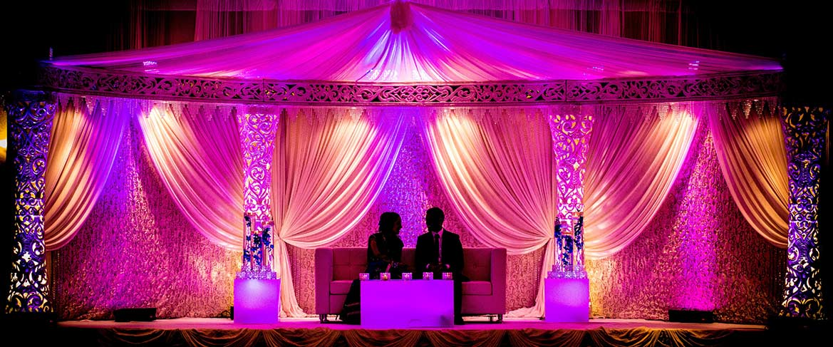 Fiber Work Mandap Decorators in Pondicherry