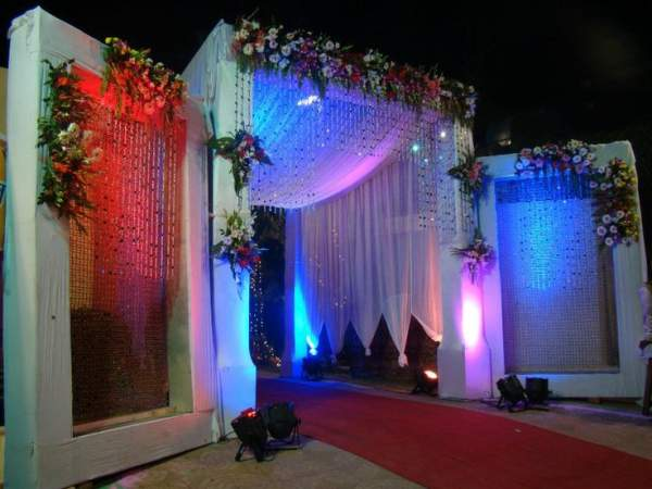 Wedding reception decorators in pondicherry chennai tamilnadu sigaram wedding planners Latest decoration ideas