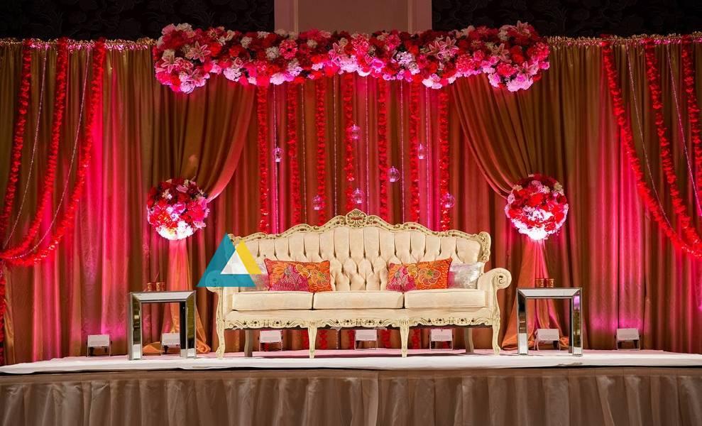 wedding amp reception decorators in pondicherry chennai home decor parties companies