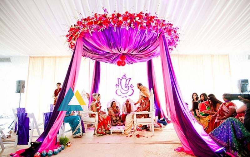 Indian Decoration For Wedding Types Of Stage