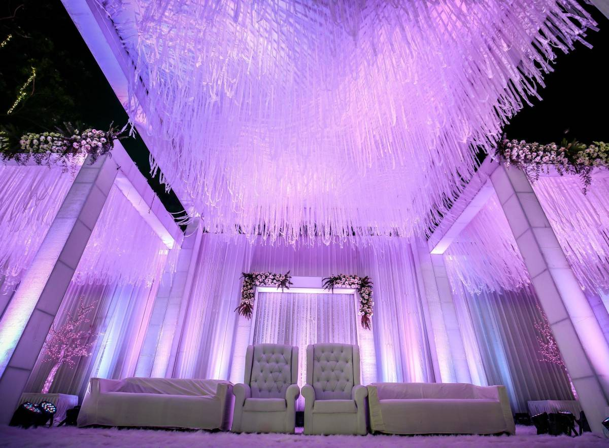 wedding stage decoration ideas for indian weddings sigaram wedding planners wedding. Black Bedroom Furniture Sets. Home Design Ideas