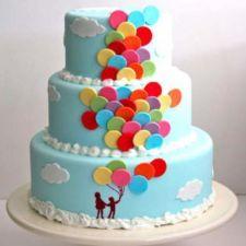 Creative Birthday Cake Decorations in Pondicherry