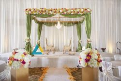 Wedding Reception Decoration in Pondicherry