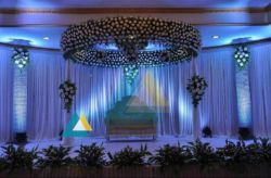Reception Decorators in Le Royal Park Hotel, Pondicherry