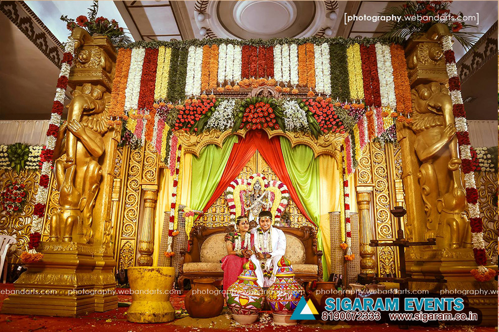 wedding decoration sites marriage mandapam flower decoration wedding decorators 9068